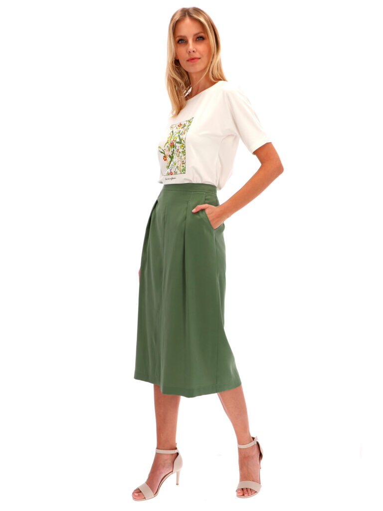 Odsłoń nogi w modnych spódnicach