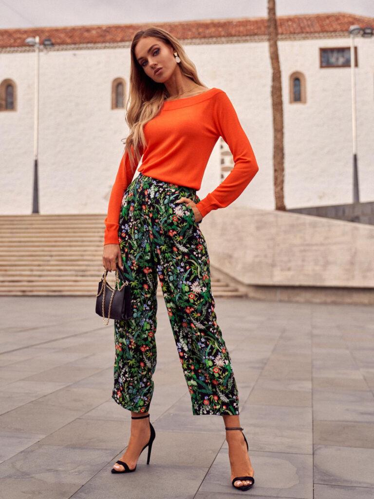Luźne spodnie, idealne na lato — jakie wybrać?